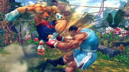 Ultra Street Fighter IV Full Tek Link