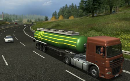 UK Truck Simulator Tek Link Full indir
