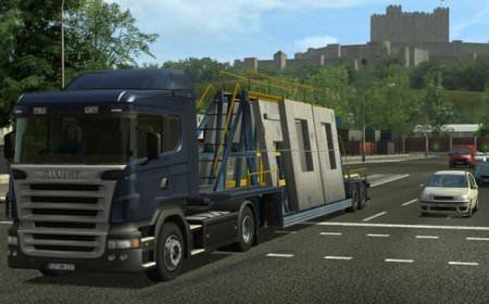 UK Truck Simulator Tek Link Full indir