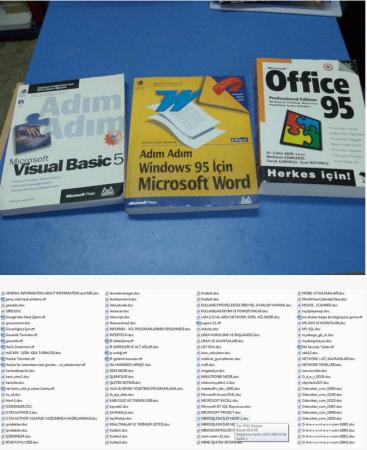 421 Adet Bilgisayar Kitapları Arşivi