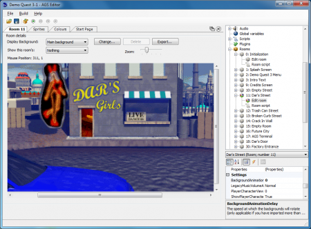 Adventure Game Studio 3.2.1 indir