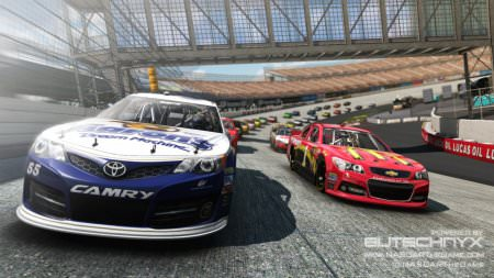 NASCAR The Game 2013 Tek Link Full indir