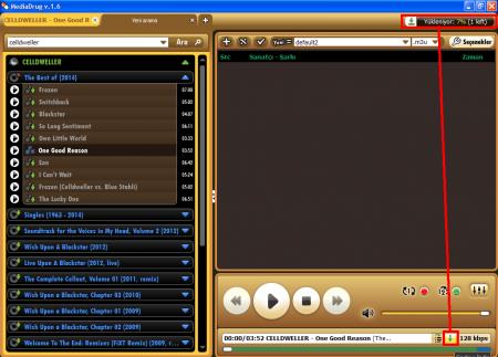 MediaDrug - Ücretsiz MP3 İndirme Programı İncelemesi