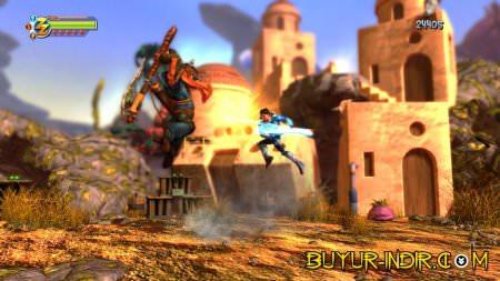 Zack Zero Tek Link Full indir
