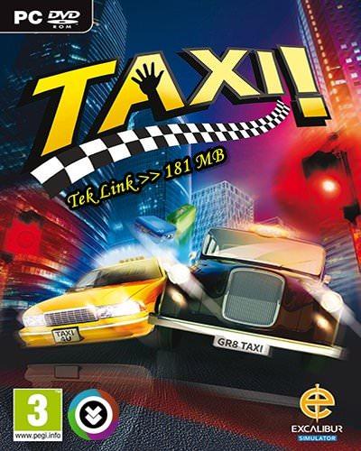 Taxi 2014 Tek Link Full indir