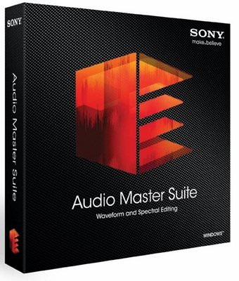 Sony Audio Master Suite 11.0 Full indir