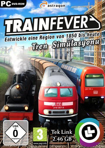 Train Fever 2014 Tek Link Full indir
