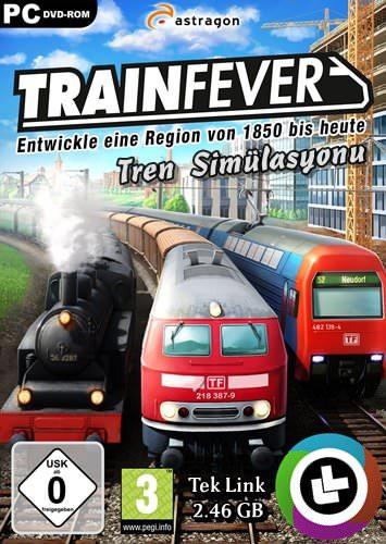 Train Fever 2014 Tek Link Full indir