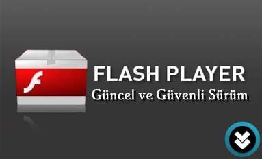 Adobe Flash Player v23.00.162 - Güncel Flash Oynatıcı