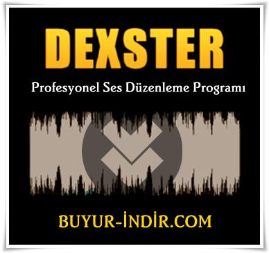 Dexster Audio Editor v4.3 Full indir
