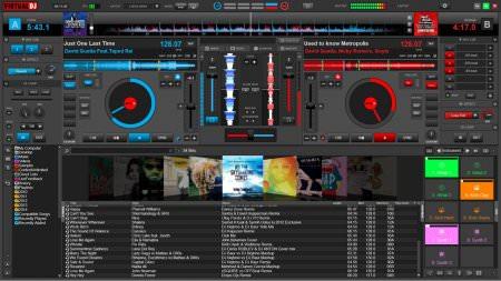 Atomix Virtual DJ PRO 8 Katılımsız Full indir