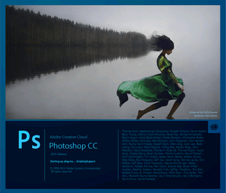 Adobe Photoshop CC 2014 v15.1 Portable