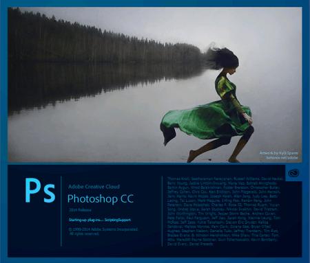 Adobe Photoshop CC 2014 v15.1 Portable