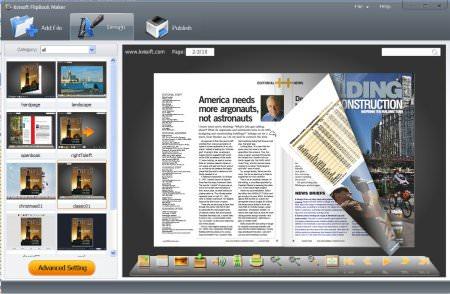 Kvisoft FlipBook Maker v4.3.4