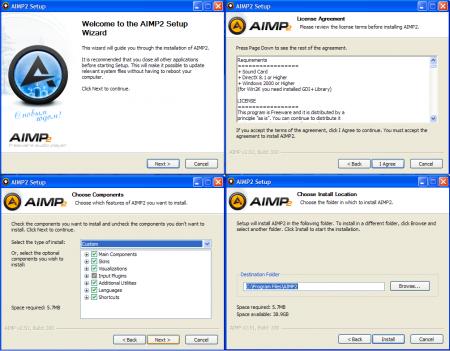 AIMP2 v2.51 Türkçe indir