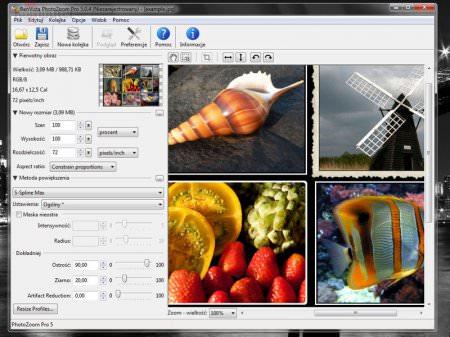 PhotoZoom Pro v7.0.6 Türkçe