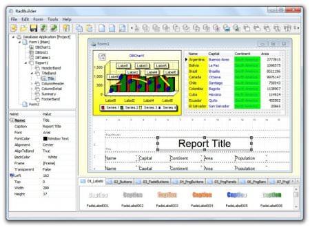 Longtion RadBuilder 3.3.0 Full indir