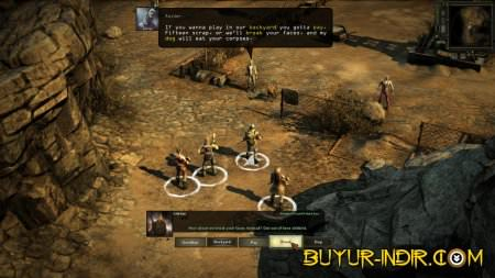 Wasteland 2 Full Tek Link indir