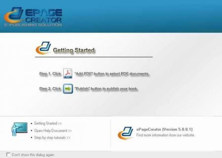 ePageCreator v5.8 Full indir