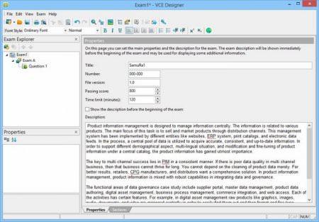 Avanset VCE Exam Simulator Pro v1.1.3 Full indir