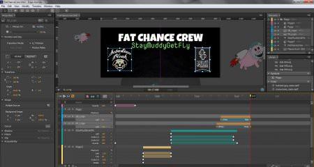 Adobe Edge Animate CC 2014 v4.0.1