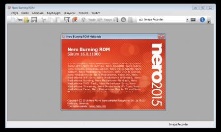Nero Burning ROM & Express v16 Türkçe Katılımsız