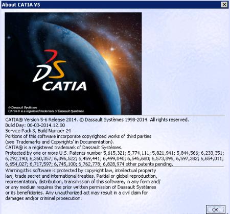 Catia P3 V5-6 R2014 GA SP3 Full Tek Link indir