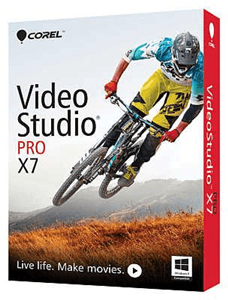 Corel VideoStudio Pro X7 Retail Full indir