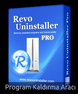 Revo Uninstaller Pro v3.2.1 Türkçe