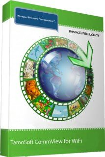 TamoSoft CommView for WiFi v7.1