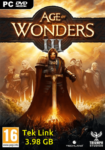 Age of Wonders 3 + Golden Realms Full indir