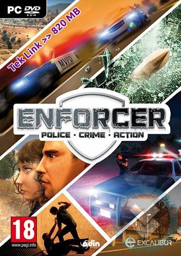 Enforcer Police Crime Action indir - Tek Link - Full Oyun