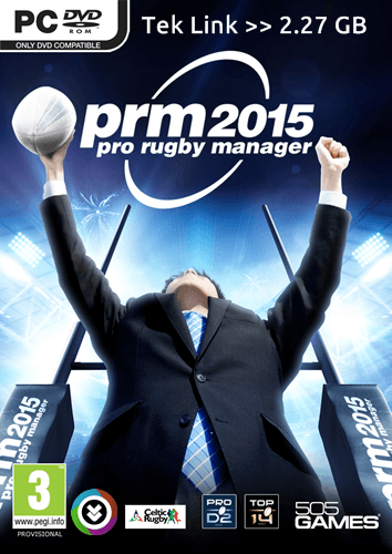 Pro Rugby Manager 2015 Tek Link Full indir