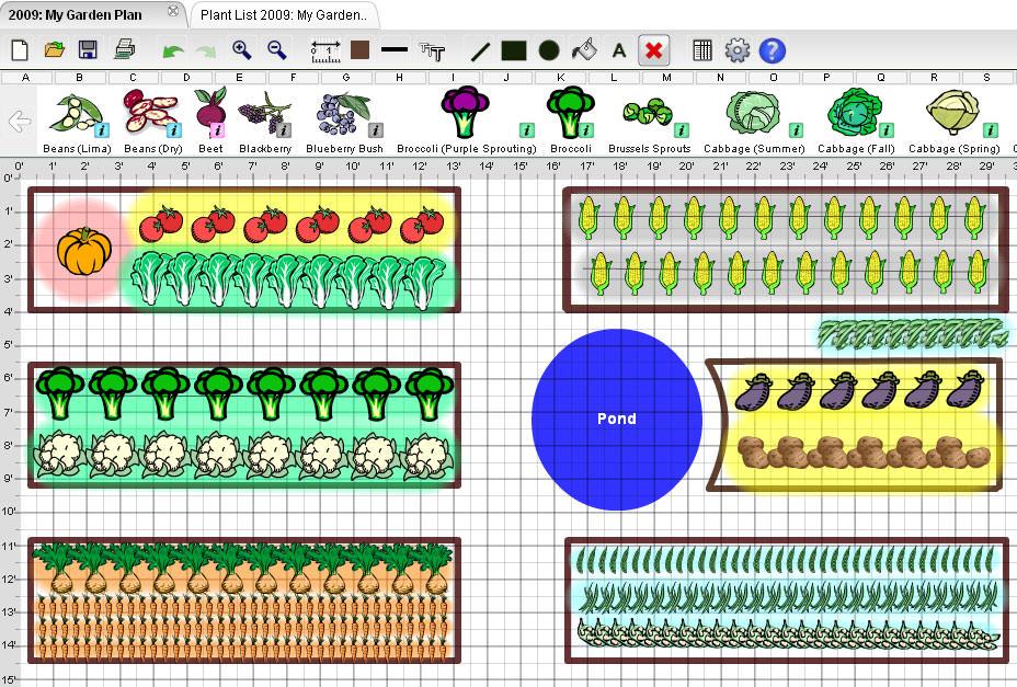 Garden planner v3 for Garden planner 3