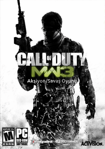 Call of Duty: Modern Warfare 3 - Full Oyun