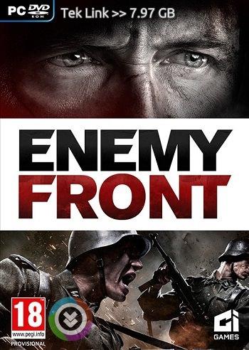 Enemy Front Tek Link Full indir