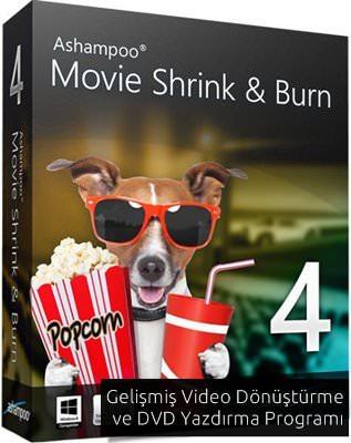 Ashampoo Movie Shrink & Burn v4.0.1