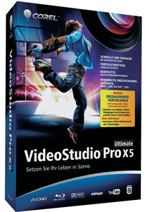 Corel VideoStudio Pro X5 Ultimate Full indir