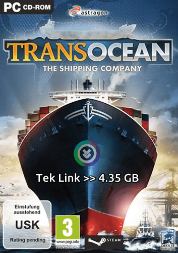 TransOcean The Shipping Company Tek Link Full indir