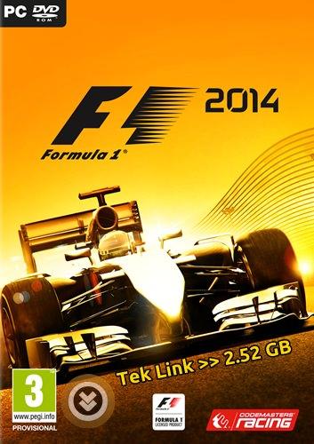 F1 2014 - Tek Link - Reloaded - Full indir