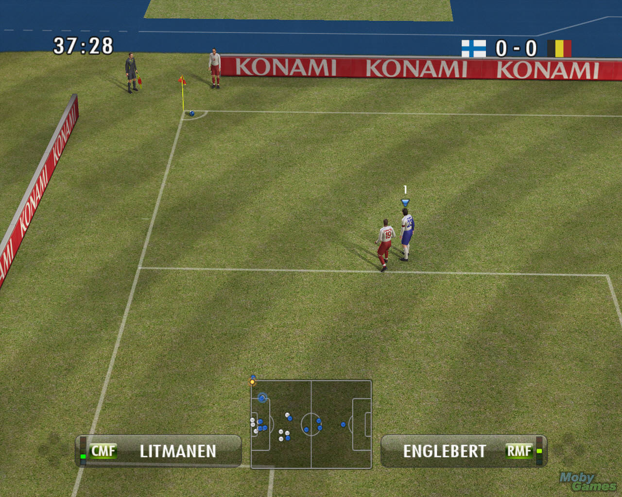 Game Pes 2008 Highly Compressed 10mb