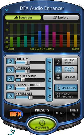 DFX Audio Enhancer 11.3 - Katılımsız