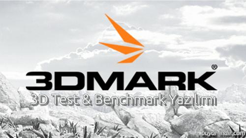 3DMark v1.4.778 Full indir - Benchmark Programı