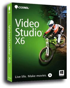 Corel VideoStudio Pro X6 Full indir