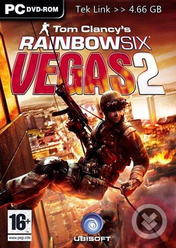 Tom Clancy's Rainbow Six Vegas 2 Tek Link Full indir