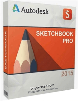 Autodesk SketchBook Pro 2015 SP3 Full indir