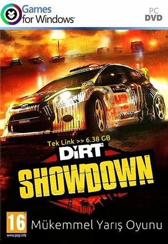 DiRT: Showdown - Tek Link - Full Oyun