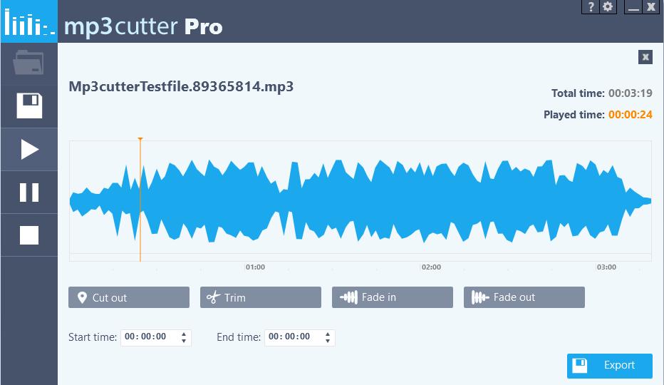 Abelssoft MP3 Cutter Pro 2018 v5.0