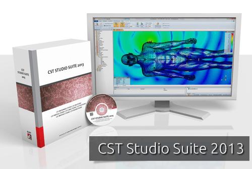 CST Studio Suite 2013 Full indir