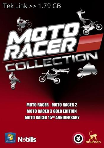 Moto Racer Collection - SKIDROW - Tek Link